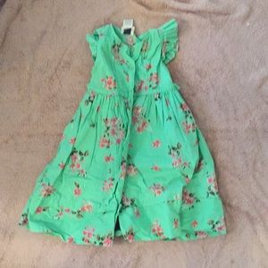 Other - Girls flower dress size 2